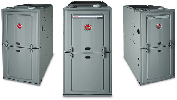 furnace repair service by Blue Flame Heating