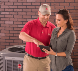 ac repair by Eugene Adams Heating & Air Conditioning